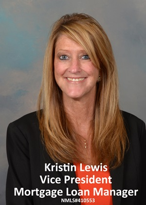 KRISTIN LEWIS, MORTGAGE LOAN MANAGER